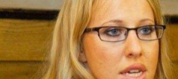 Собчак оправдалась за провокационный вопрос Хаматовой