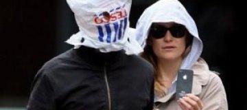 Кейт Хадсон и Мэттью Беллами прячутся от папарацци