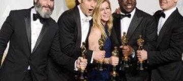 Церемония награждения Оскар-2014 завершена