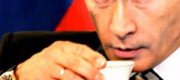Путин носит часы за $500 тыс.