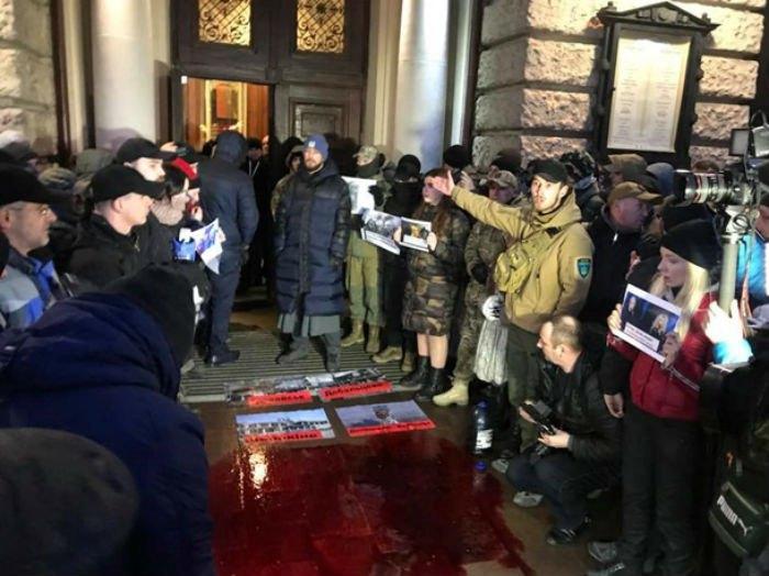 ВоЛьвове Ирину Билык заставили признать РФ агрессором, аКрым— нашим