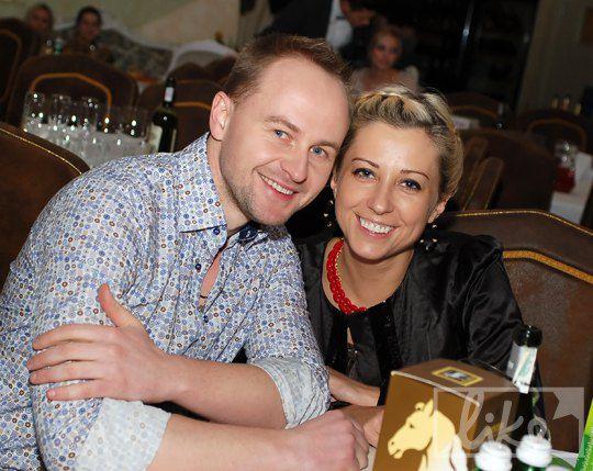 Павел Табаков и Антонина Матвиенко