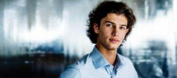 Датский принц Николай подписал контракт с модельным агентством