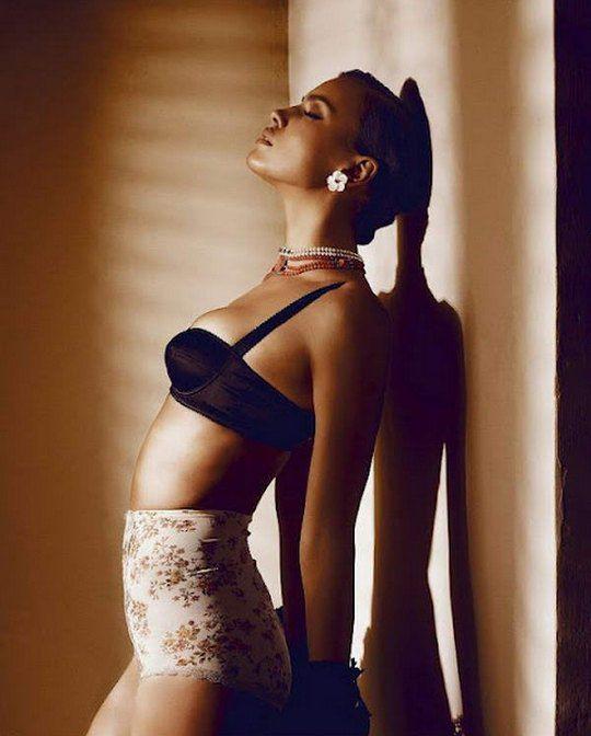 Ирина Шейк для S-Moda Magazine