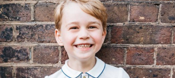 К первому юбилею принца Джорджа в Британии опубликовали новый официальный портрет и выпустили монету