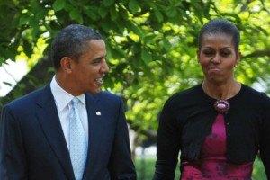 Мишель Обама приревновала мужа к Скарлетт Йоханссон