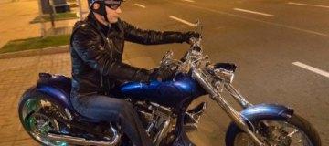 Виталий Кличко стал байкером