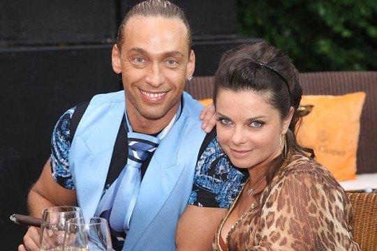 Супруги Наташа Королева и Сергей Глушко