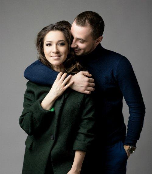Наталка і Євген одружилися рік тому