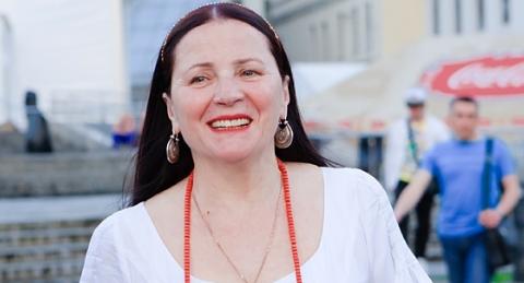 Народная артистка Украины призналась, что впервые в жизни побывала в санатории