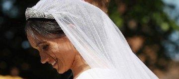 Свадебное платье Маркл отправят в музей