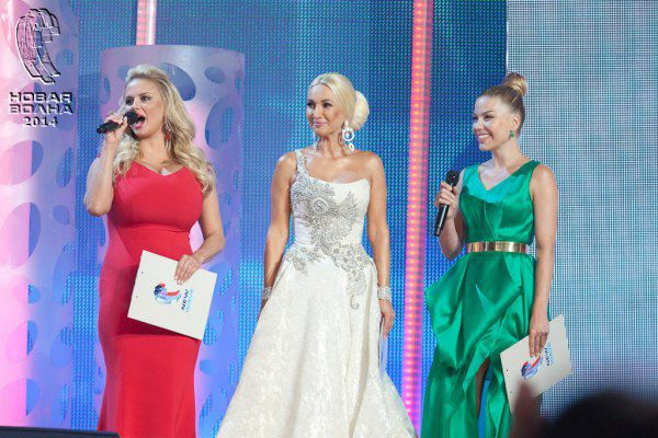 Анна Семенович, Лера Кудрявцева и Липа