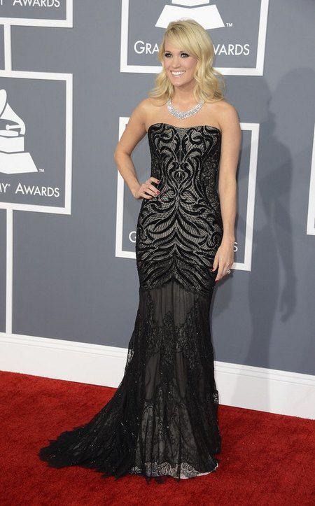 Американская певица в стиле кантри Кэрри Андервуд