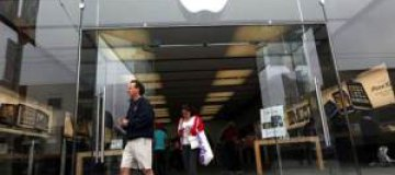 За сломанный нос от Apple требуют $1 млн