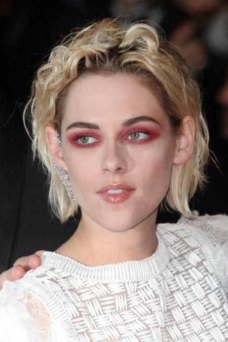 """Один из запоминающихся образов Кристен - """"вампирские глаза"""""""