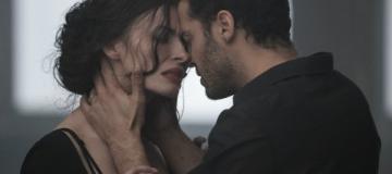 Надежда Мейхер стала знойной танцовщицей танго