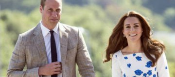 Принц Уильям рассказал о жутком токсикозе Кейт Миддлтон