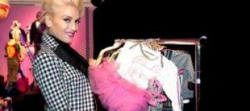 Гвен Стефани представила коллекцию детской одежды
