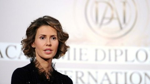 У жены Башара Асада диагностировали рак груди