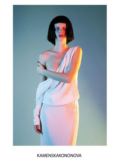 Платье от Каменской и Кононовой