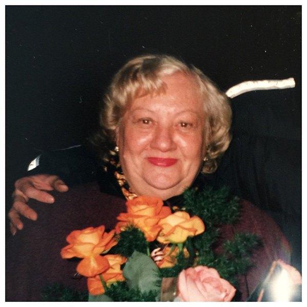 Мама Андрея Григорьва-Апполонова