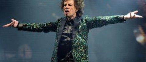 Rolling Stones отложили турне из-за болезни Мика Джаггера