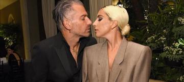Леди Гага подтвердила помолвку со своим агентом