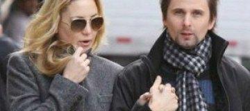 Кейт Хадсон и Мэттью Беллами тайно поженились?