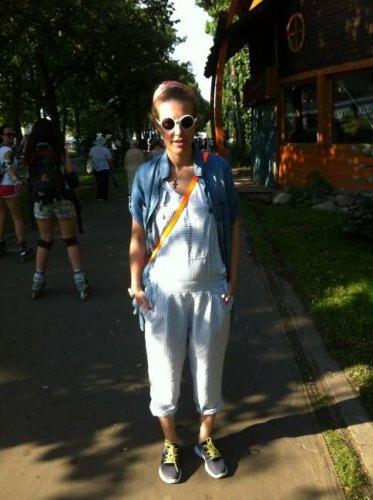 """Ксения Собчак: """"Я еще не знаю, что беременна, а они знают"""""""