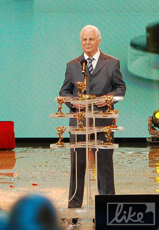 Первый Президент Украины Леонид Кравчук