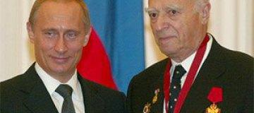Российский телеканал объявил о смерти Владимира Этуша