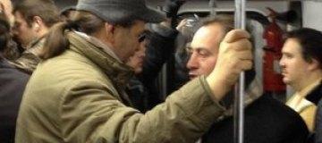 Томенко и Бригинец проехались в метро