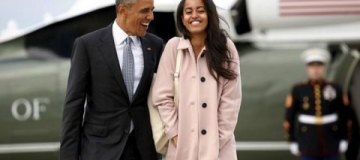 Дочь Обамы снялась в музыкальном клипе