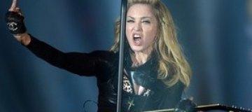 Мадонна стала самой высокооплачиваемой певицей в мире