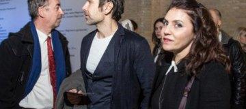 Вакарчук с Лялей Фонаревой, Павел Гудимов, Лариса Кадочникова и Борис Ложкин открыли выставку в Арсенале
