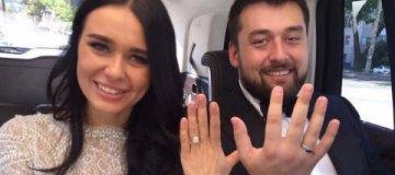 Старший сын Юрия Луценко женился