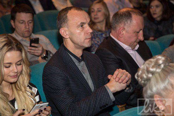 Политик Андрей Кожемякин