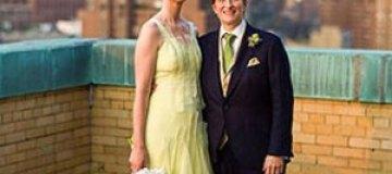 Опубликовано первое фото с лесбийской свадьбы Синтии Никсон