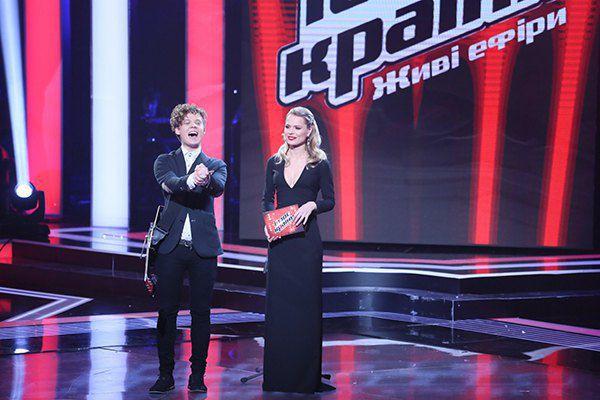 Вячеслав Рыбиков и Ольга Фреймут