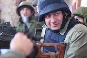 Пореченков стрелял из пулемета в донецком аэропорту