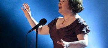 Сьюзан Бойл споет вместе с Элвисом Пресли