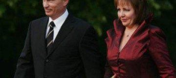 Жена Путина ждет ребенка?