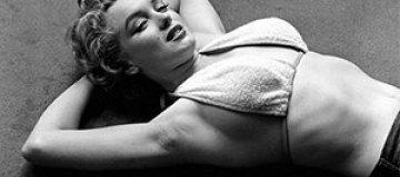 В сеть попали раритетные фото Мэрилин Монро в спортзале