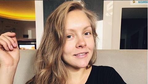 Алена Шоптенко родила первенца