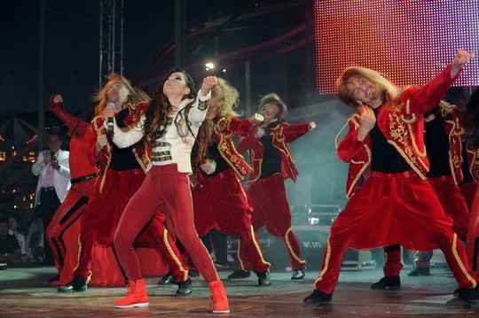 Руслана в Турции