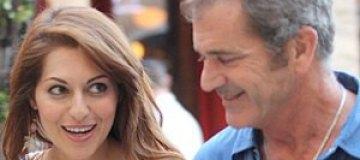 56-летний Мел Гибсон нашел новую подружку