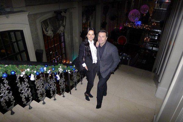 Коновалюк с Ушаковой на день Святого Николая посетили Москву