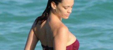 Джессика Сатта отдохнула в Майами
