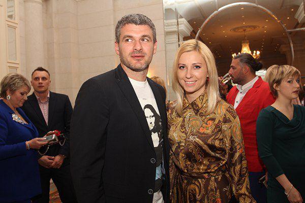 Антонина Матвиенко и Арсен Мирзоян