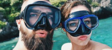 Санина и Бебко из The Hardkiss активно отдохнули в Таиланде